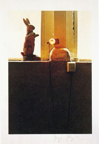 Joseph Beuys, 'Auguren', 1982