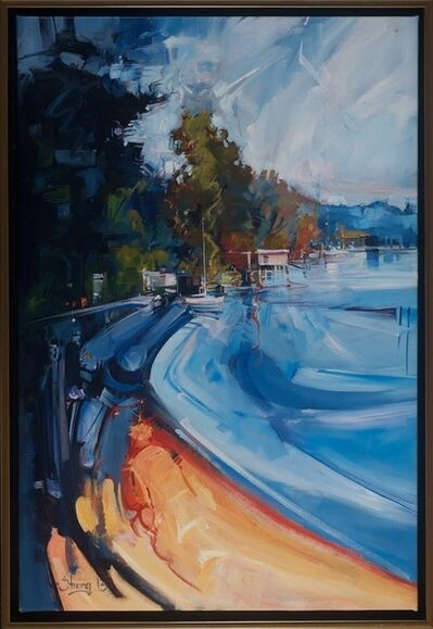 Ken Strong, 'Pittwater Lost in the Moment', 2013
