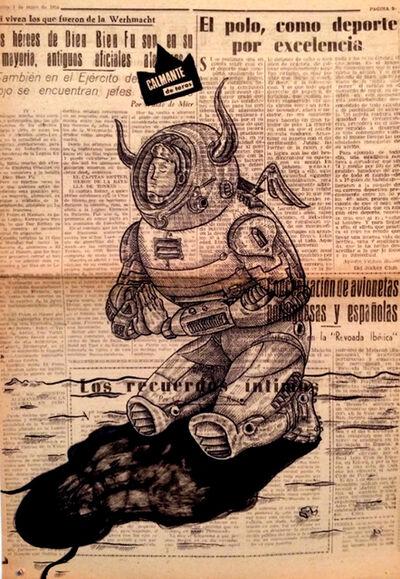 DEADBEATHERO, 'Spaceman Toro', 2016