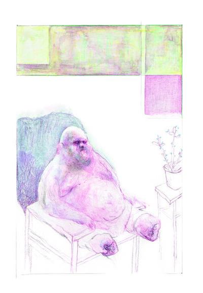 Per Dybvig, 'Untitled (from the series Svartfossen)', 2018