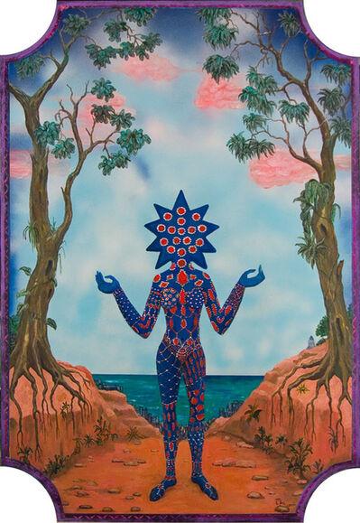 Edouard Duval-Carrié, 'Kongo Queen', 2015