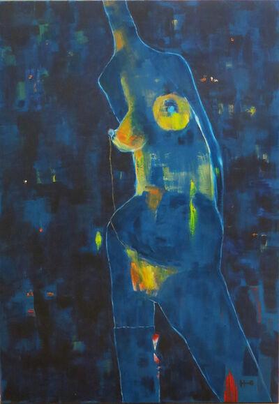 Eva Hidalgo, 'Vía Láctea', 2019