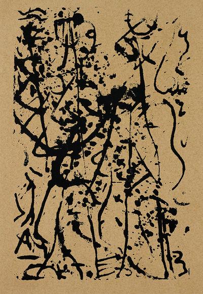 Jackson Pollock, 'Untitled (M20)', ca. 1946