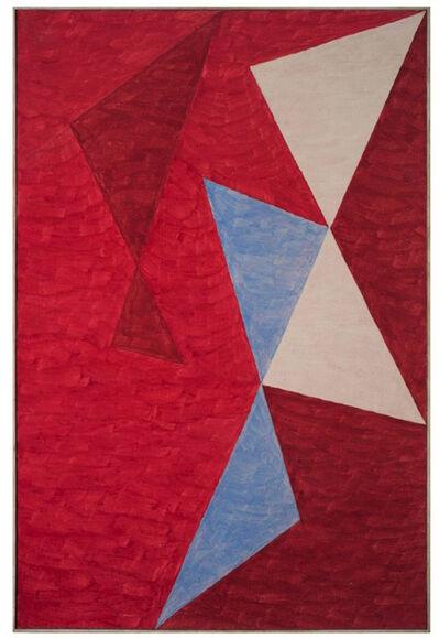 Alfredo Volpi, 'Untitled (laços)', 1972