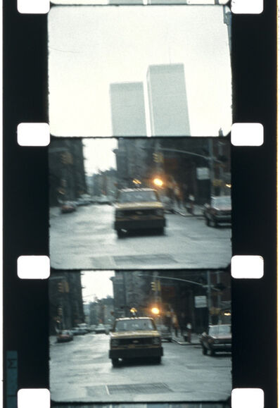 Jonas Mekas, 'Downtown New York, 1990', 2013