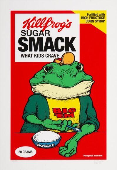 Ron English, 'Sugar Smack', 2011