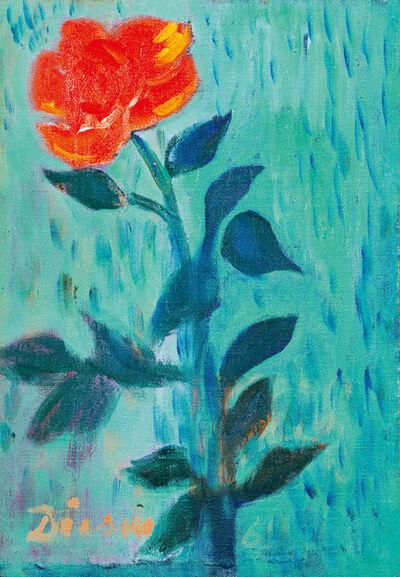 Gerhild Diesner, 'Rose', ca. 1980