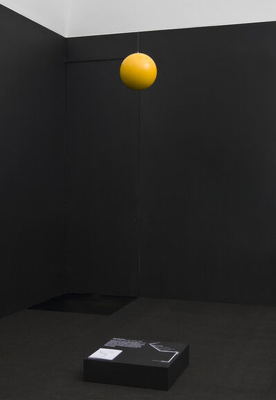 Chris Burden, 'Scale Model of The Solar System', 1983