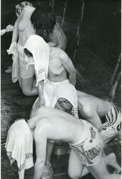 Hiroshi Hamaya, 'Sukayu hot spring, Aomori, from Ura Nihon (Japan's Back Coast)', 1957