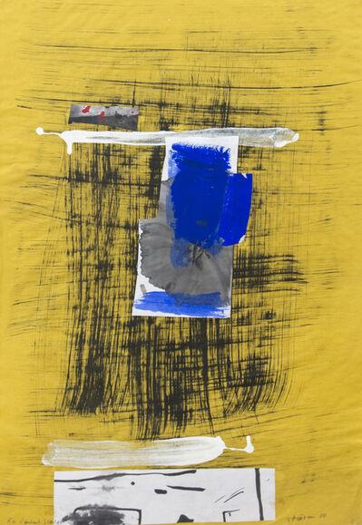 Francine Simonin, 'En ecoutant Scarlatti', 2006