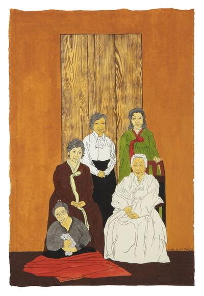 Suknam Yun, 'We are a matrilineal family ', 2018