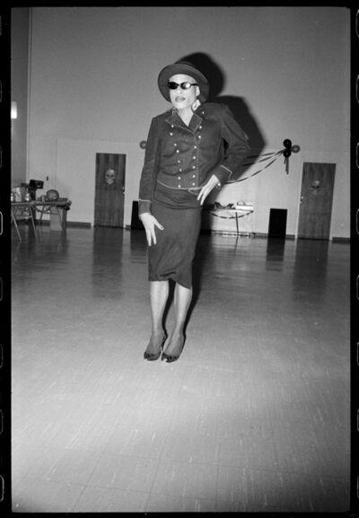 Jim Goldberg, 'Marcos at Halloween, San Francisco, California', 1986