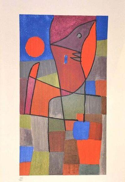 Paul Klee, 'Palesio Nua', 1960