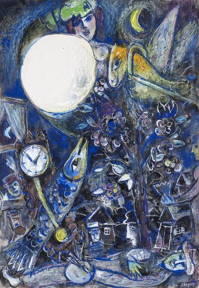Marc Chagall, 'Le Village au Soleil', 1957-1959