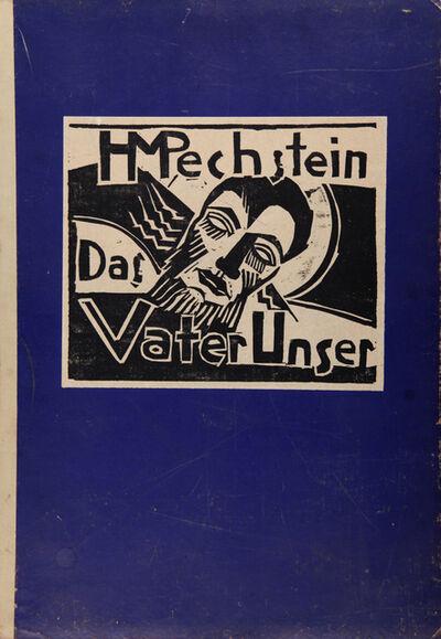 Max Pechstein, 'Das Vater Unser', 1921