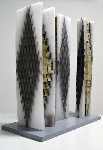 Dorothea Reese-Heim, 'Hommage an Joseph Marie Jacquard ', 2004