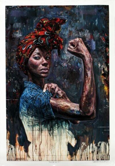 Tim Okamura, 'Rosie no. 1', 2016