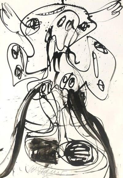 Walter Stöhrer, 'Untitled VIII', 1995
