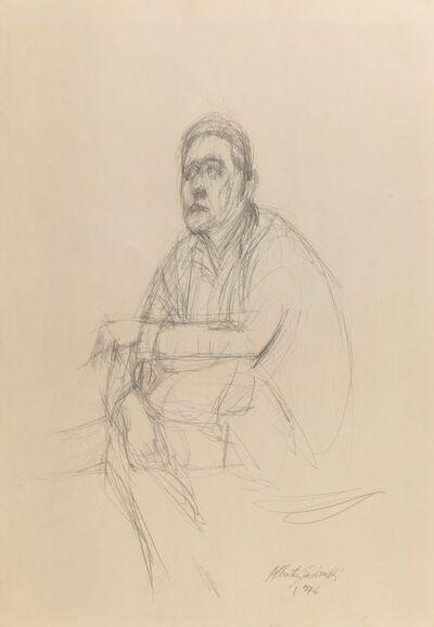 Alberto Giacometti, 'Portrait of Francis Gruber ', 1963
