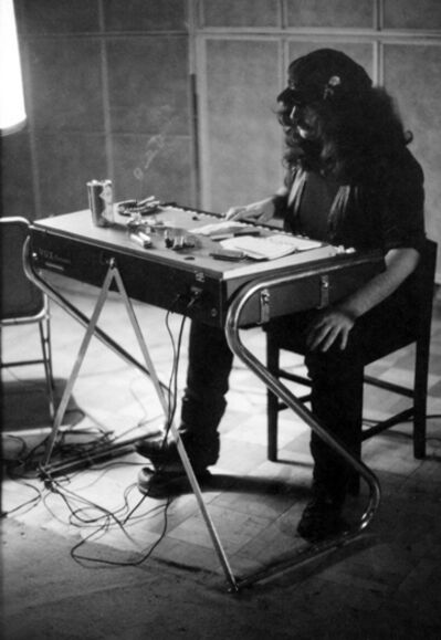 Roberto Rabanne, 'Pig Pen, The Blues Man (The Grateful Dead)at Keyboard', 1967 Los Angeles