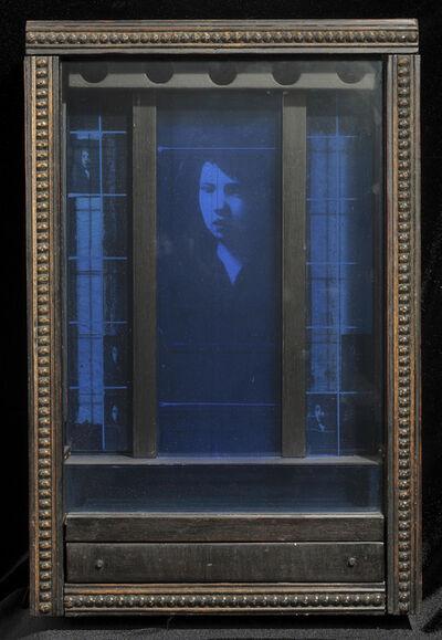 Joseph Cornell, 'Blue Medici', ca. 1954
