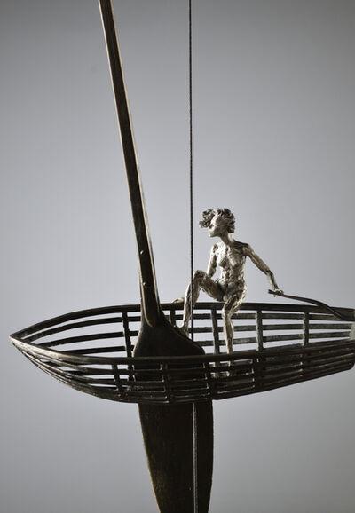 David Robinson, 'Windward Calm Maquette', 2020