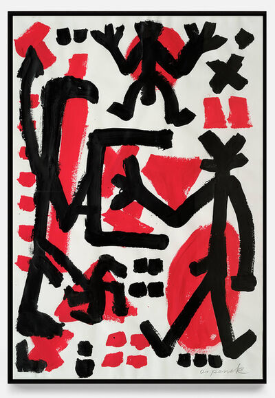 A.R. Penck, 'Untitled  ', 1992