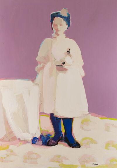 Roberto Moya, 'Retrato de Confirmación', 1979