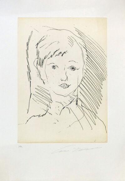 Ernesto Treccani, 'untitled', ca. 1980