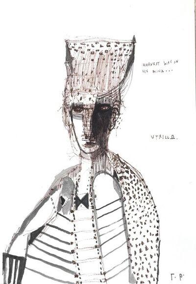 George Raftopoulos, 'Utrillo', 2015