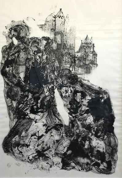 Kevork Mourad, 'Mourning V . Paris ', 2014