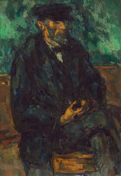 Paul Cézanne, 'The Gardener Vallier', 1906