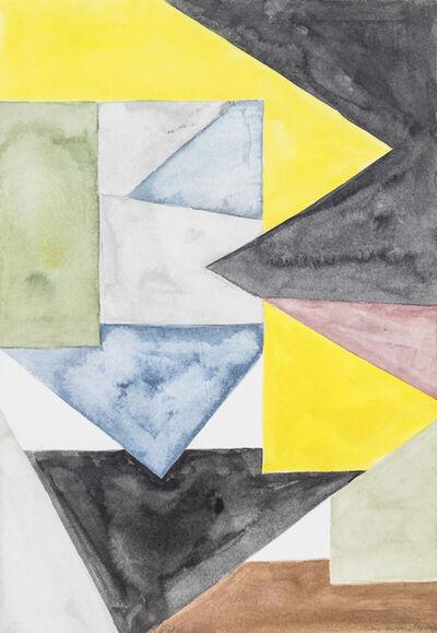 Ernst Caramelle, 'fold 2', 2015