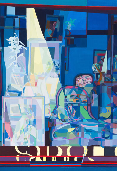 Kate Abercrombie, 'The Living Room', 2013