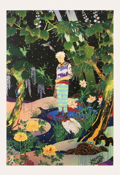 Tomokazu Matsuyama, 'Falling Passage', 2017