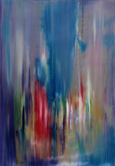 Frédéric Choisel, 'Bruit dans la Ville II', 2015