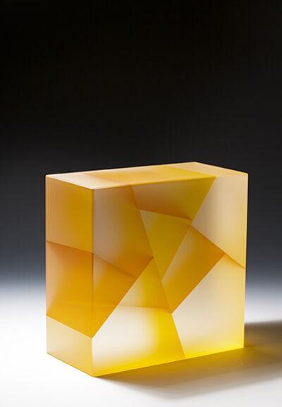 Jiyong Lee, 'Yellow Cuboid Fracture Segmentation', 2014