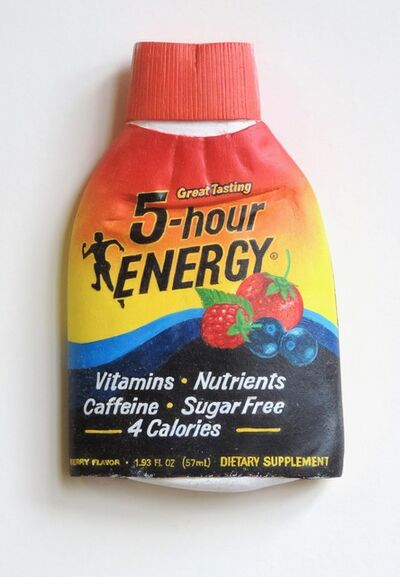 Tom Pfannerstill, '5 Hour Energy (1.5x)', 2020