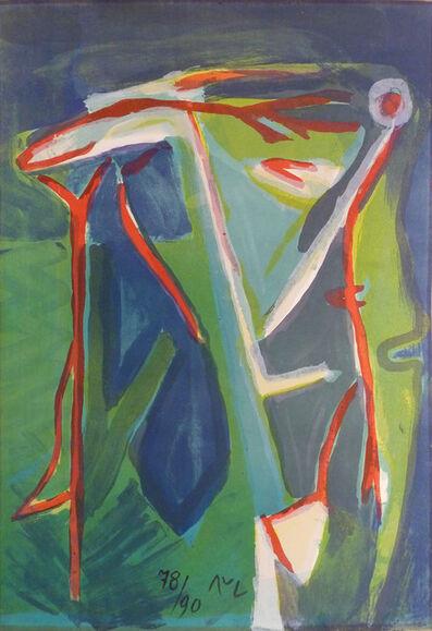 Bram van Velde, 'no title', ca. 1970