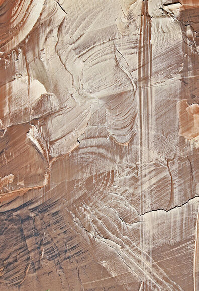 Larry Garmezy, 'Song of the Dine - Abstract landscape photography, Canyon de Chelly, natural abstraction, Arizona, Colorado Plateau', 2018