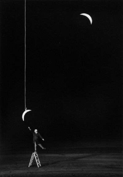 Gilbert Garcin, 'L'ambition raisonnable - Reasonnable ambition', 2007