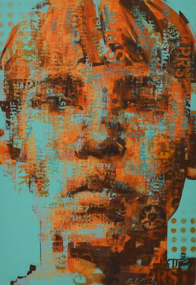 Claude Chandler, 'Mushroom Head', 2020