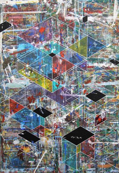 Hendrik Zimmer, 'In der City scwärmen und klagen die Musen ', 2016