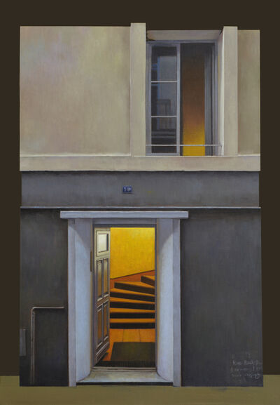 Han Unsung, 'Rue Paul Doumer, Aix-en-Provence', 2014