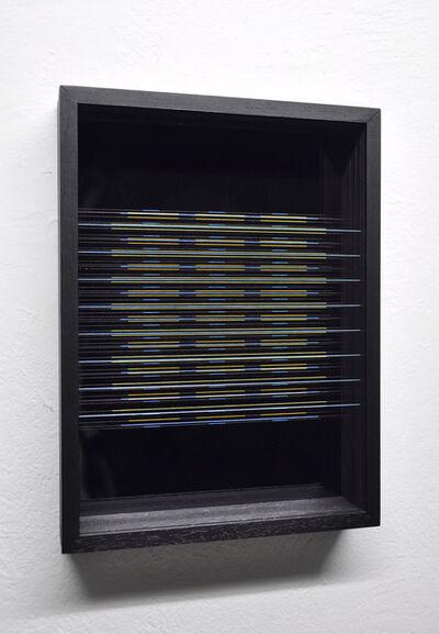 Paolo Cavinato, 'Iridescence #10 (blanket) ', 2019