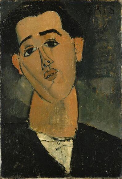 Amedeo Modigliani, 'Juan Gris', 1915