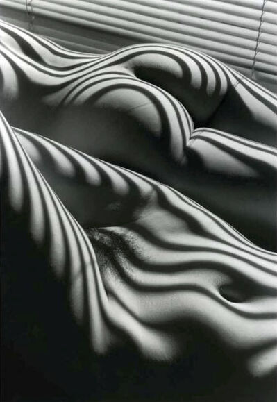 Lucien Clergue, 'Two Zebra Nudes, New York', 2005