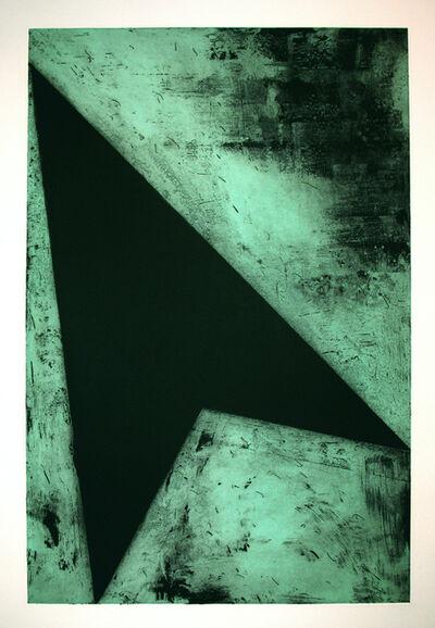 Cris Gianakos, 'Orbiter', 1987
