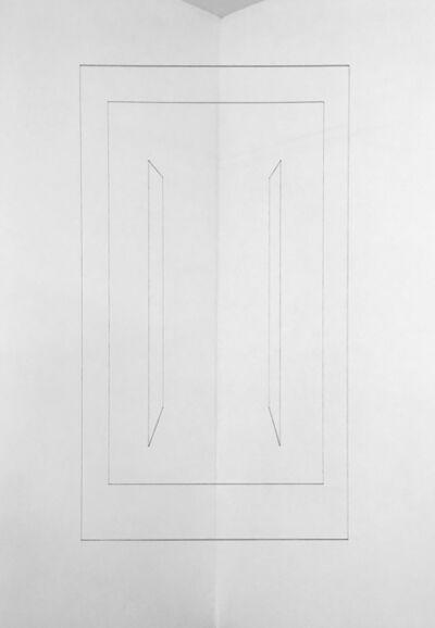 Jong Oh, 'Line Sculpture (cuboid) #11', 2017