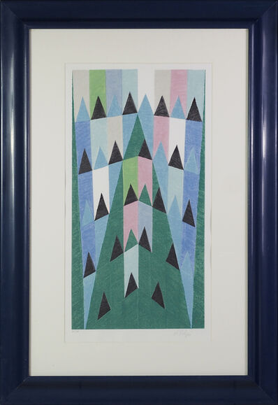 Alfredo Volpi, 'Untitled', 1975-1985